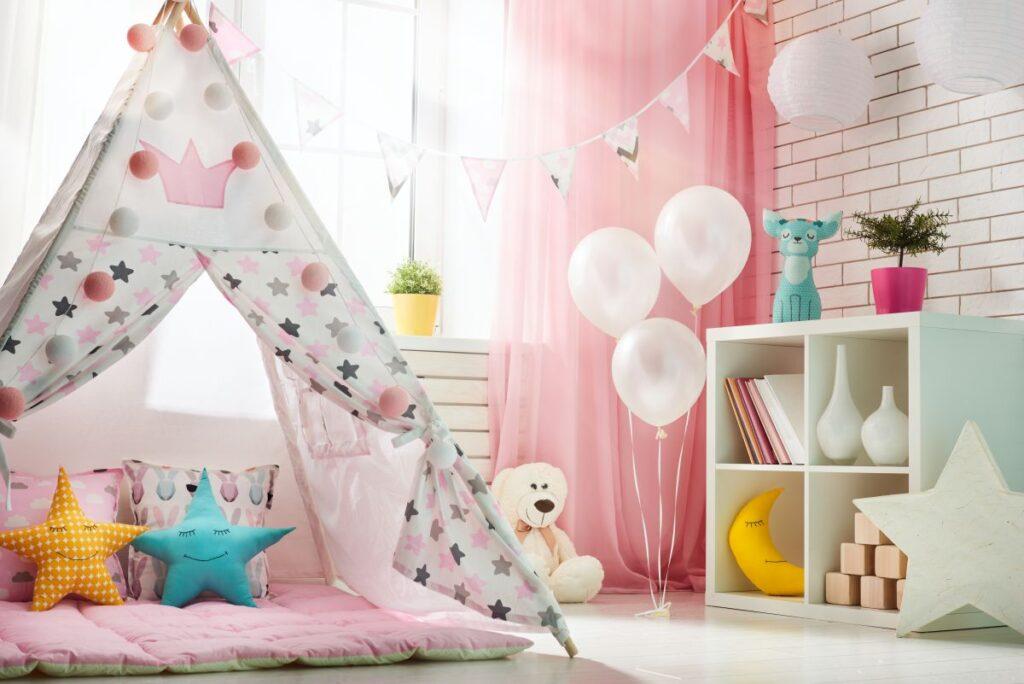 Jak odpowiednio wyposażyć pokój dziecięcy?