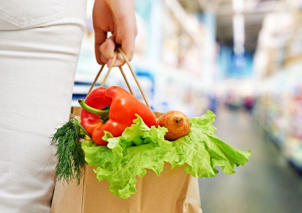 Sklep ekologiczny ze zdrową żywnością