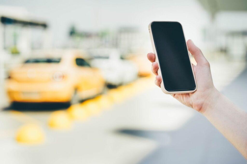 Najpopularniejsze aplikacje taksówkowe w Polsce